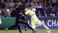 Un duelo espectacular entre Barcelona y PSG por los octavos de la Liga de Campeones.