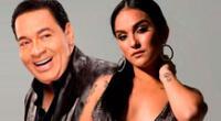 Daniela Darcourt y Tito Nieves impactan cantando juntos en live en vivo.