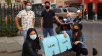 Becool es un proyecto que busca reducir contagios por delivery