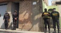 La Policía realizó un megaoperativo en diversos puntos de la ciudad para desarticular a una banda dedicada al fraude aduanero.