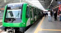 Metro de Lima estableció horarios especiales para que las personas puedan trasladar sus compras.