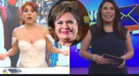 """Magaly Medina reveló que la exministra Rosario Sasieta conduciría """"Tengo algo que decirte"""""""