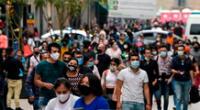 Peatones en la Ciudad de México.