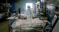 11 personas resultaron heridas por la explosión de un tubo de oxígeno en UCI.