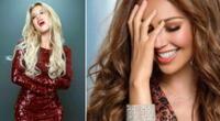 Thalía festeja éxito de Leslie Shaw en sus redes sociales.