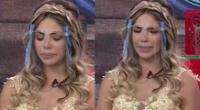 Gabriela Serpa se emocionó hasta las lágrimas tras agradecer apoyo de sus compañeros del programa