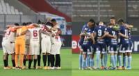 Sigue todas las incidencias del Universitario de Deportes vs. Sporting Cristal por la final de la Liga 1 en El Popular | Foto: @LigaFutProf/composición
