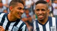 Paolo Guerrero y Jefferson Farfán llegarán juntos a Alianza Lima.