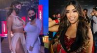 """""""Salsa Divas Perú Navidad"""" es el nombre del tema que las salseras Yahaira Plasencia, Amy Gutiérrez y Kate Candela presentaron juntas."""