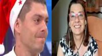 El uruguayo Ignacio Baladán se conmovió hasta las lágrimas al recibir una sorpresa de su madre, con quien no podrá recibir la Nochebuena.