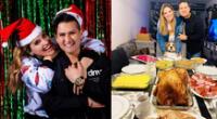 """Cassandra Sánchez a Deyvis Orosco por Navidad: """"Eres la persona que quiero para toda la vida"""""""