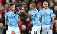 Dos bajas para el Manchester City  Gabriel Jesús y Kyle Walker dan positivo en la covid.