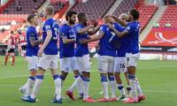 Everton ya está segundo en la tabla.