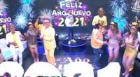 Jorge Benavides despide el año 2020.