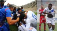 Alianza Atlético y Juan Aurich se enfrentaron por la final de la Liga 2   Foto: @LigaFutProf/composición