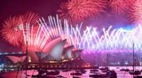 Estos son los primeros países que recibieron el Año Nuevo 2021