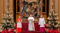 Papa Francisco no oficiará la misa de fin de año