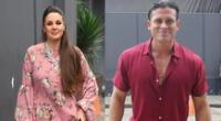 La conductora Rebeca Escribens destacó que Christian Domínguez sigue creciendo en lo empresarial con su cadena de restaurantes.