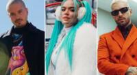 """J Balvin, Maluma y Karol G despiden el 2020 con el concierto en vivo """"Hello 2021"""""""