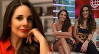 """Rebeca Escribens se despide de Silvia Cornejo: """"Te deseo mucha felicidad y tranquilidad"""""""