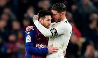 Lionel Messi y Sergio  Ramos dos jugadores que si quieren pueden dejar Barcelona y Real Madrid.