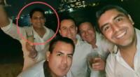 Parlamentario se encontraba en Miami celebrando la llegada del Año Nuevo, mientras en La Libertad las protestas por el paro agrario se intensifican y ya dejaron 3 muertos.