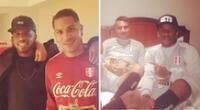 Jefferson Farfán envía emotivo saludo a Paolo Guerrero por su cumpleaños número 37 en redes sociales.