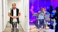 Erick Elera anuncia que tiene muchos proyectos musicales para este 2021 e iniciará grabación de tema musical con los Hermanos Yaipén.