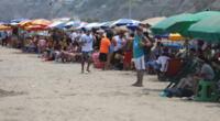 CMP plantea regulación del aforo en playas.