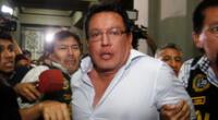 El ex gobernador del Callao continuará cumpliendo condena de 9 años de cárcel por caso Corpac