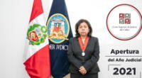 La jueza superior Flor Aurora Guerrero Roldán asumió la presidencia de la Corte del Callao