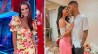 Valeria Piazza revela detalles de la relación de Ivana Yturbe y Beto Da Silva.