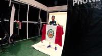 Pedro Aquino y su nueva experiencia en la Liga MX | Foto: captura Club América