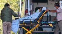 La ocupación hospitalaria se ubica en 83%, con 3 mil pacientes hospitalizados y 532 personas intubadas.