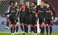 """El Liverpool no falla ante los """"juveniles"""" del Aston Villa."""