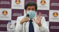 Federacion Médica del Perú iría a huelga indefinida.
