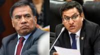 La Fiscal de la Nación denunció constitucionalmente a dos ex congresistas por sus vínculos con