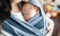 La bebé llamada Clara nació con un peso de 3,2 kilos.