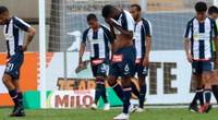 Alianza Lima irá al TAS para no jugar en Segunda