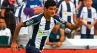 Beltrán se despidió de Alianza Lima.