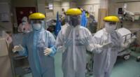 El Hospital Laredo requiero al menos 15 profesionales de la salud para atención de pacientes COVID-19.