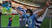 Jorge Cazulo, figura de Sporting Cristal, se retira del fútbol profesional.