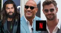 Netflix lanzará 72 películas originales.