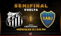 En el partido de ida en Buenos Aires empataron 0-0.
