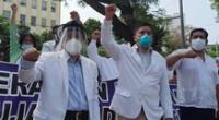 La Federación Médica Peruana se declaró en huelga nacional indefinida.