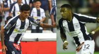 Alexi Gómez y Carlos Beltrán dejaron de ser jugadores de Alianza Lima.