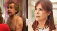 Magaly Medina se pronunció sobre denuncia de agresión de Jaime Cilloniz contra su madre.