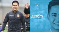 Sporting Cristal se va armando para la temporada 2021 con Jesús Pretell.