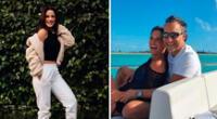 """María Pía Copello y su esposo celebran 15 años de matrimonio: """"Vamos por más"""""""