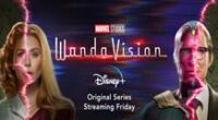 """""""WandaVision"""" la primera serie de Marvel ya se encuentra disponible en Disney+"""
